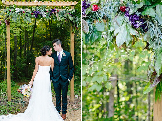 wedding arbor ideas
