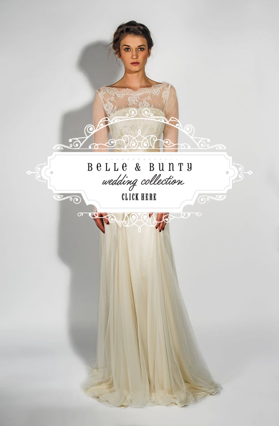 belle and bunty wedding dress collection