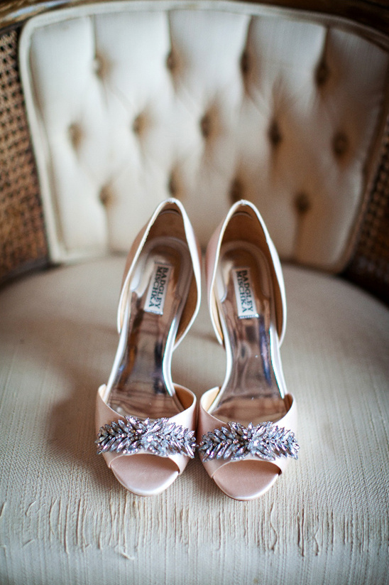 pink badgley mischka shoes