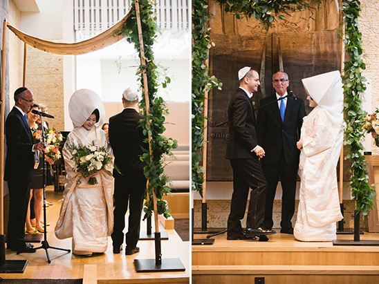 Modern Wedding With Japanese Traditions