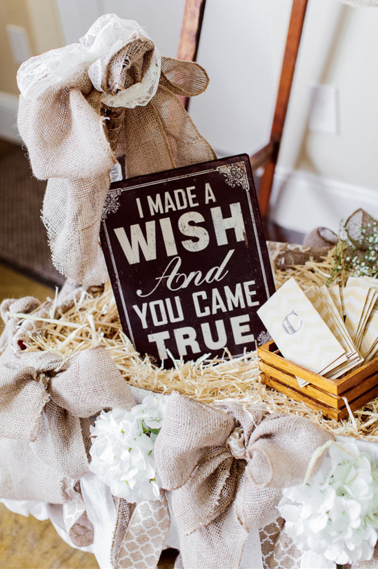 I made a wish and you came true sign