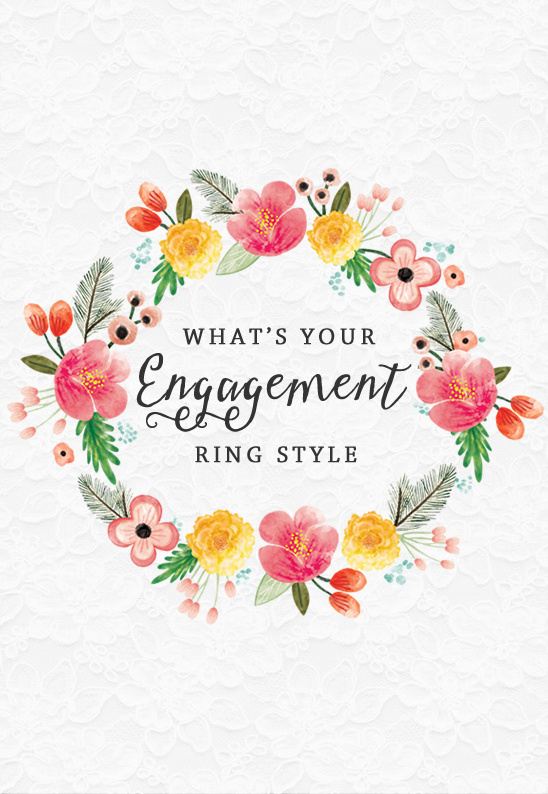what is your engagement ring style