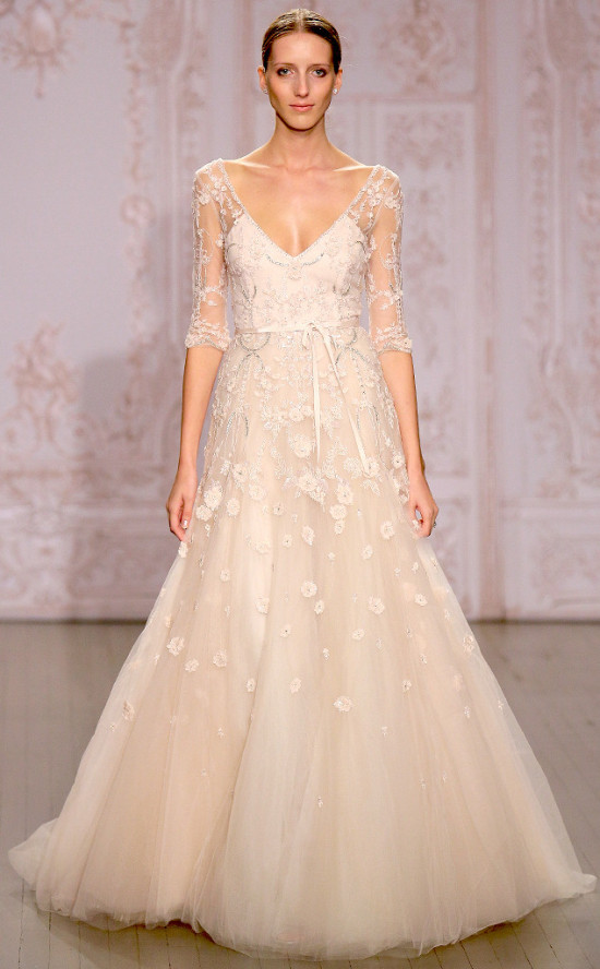 Monique Lhuillier Bridal Collection Wedding Dresses
