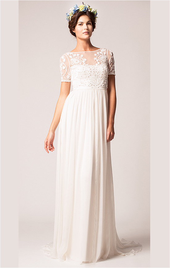 2015 Temperley Wedding Gown