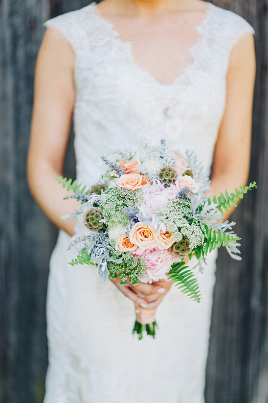 pastel bouquet by Andy Lous