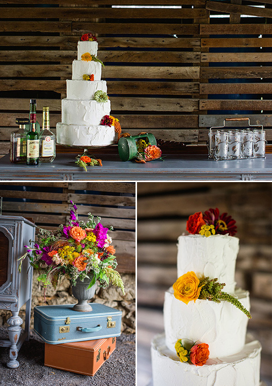 Cozze Cakes wedding cake