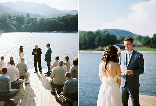 have your wedding on a lake