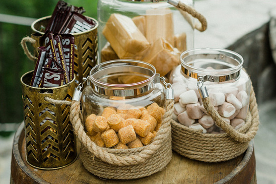smores fixings