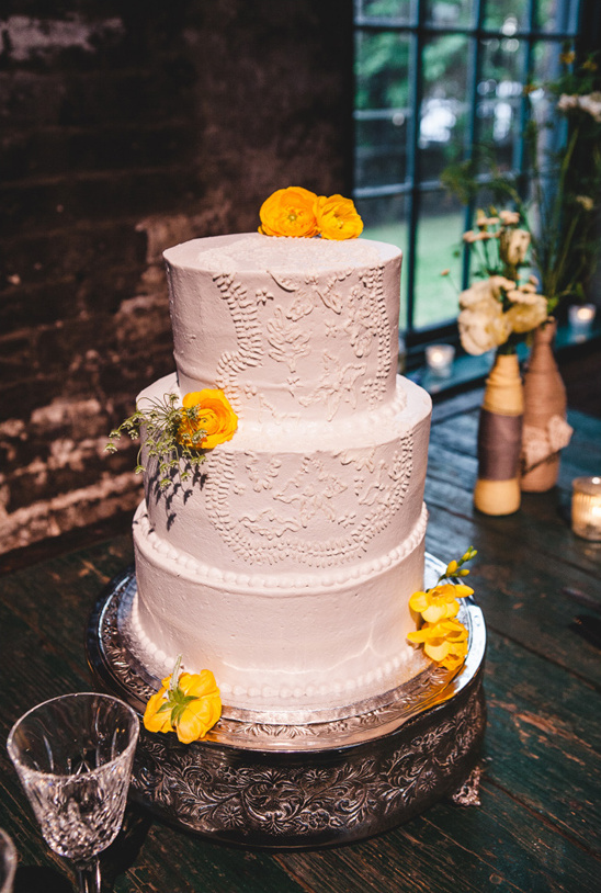Savannah Rum Runners wedding cake