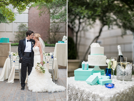 Tiffany Blue Wedding Ideas