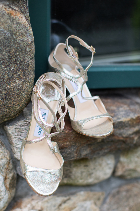 strappy Jimmy Choos