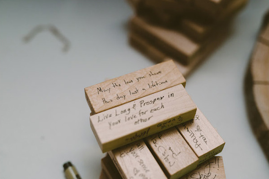 jenga guestbook and advice