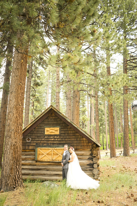 Lake Tahoe Navy Wedding With To Die For Desserts