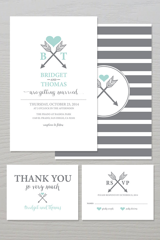 arrow heart printable