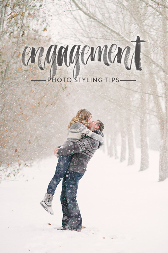 10 Engagement Photo Styling Tips