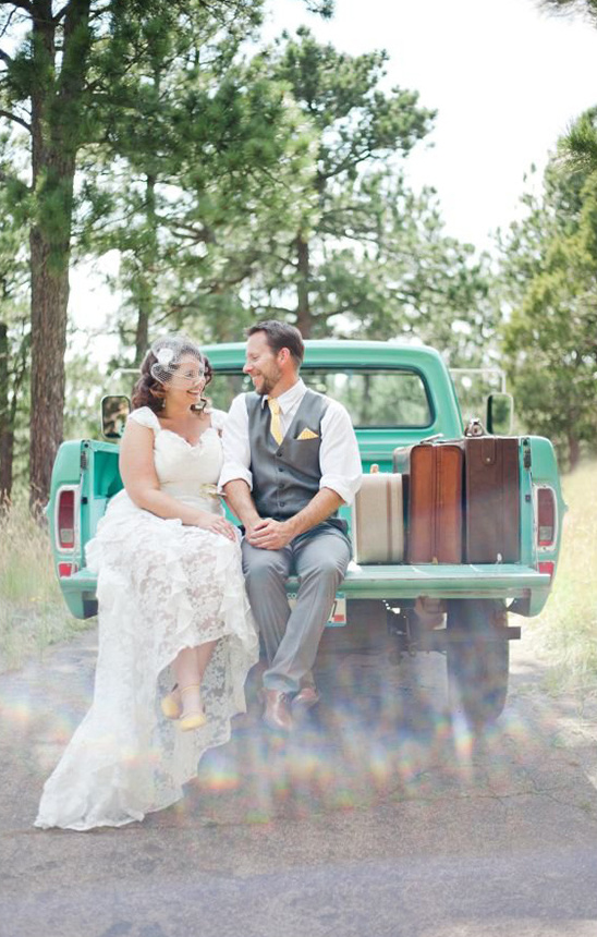 Rustic Handmade Wedding