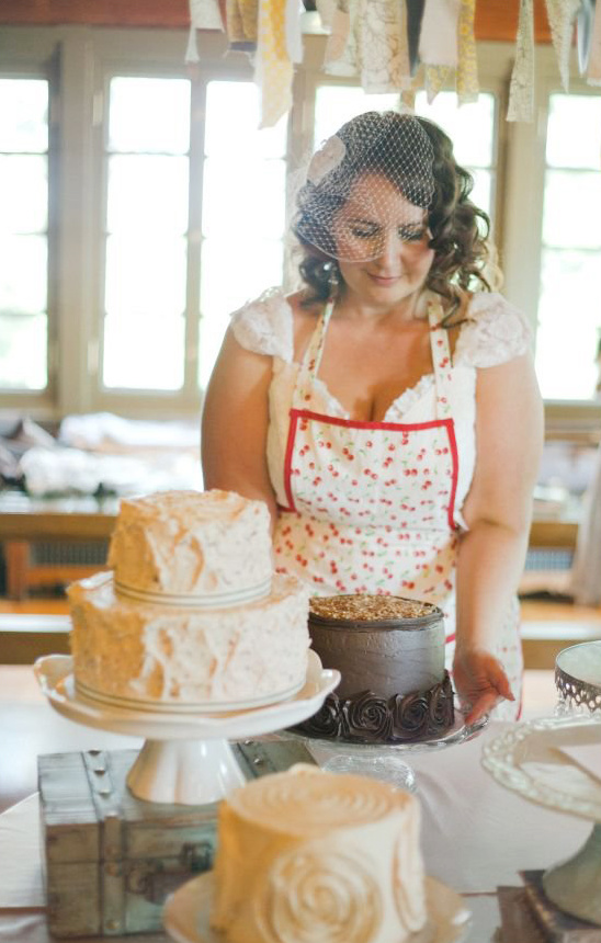 bake your own wedding cakes