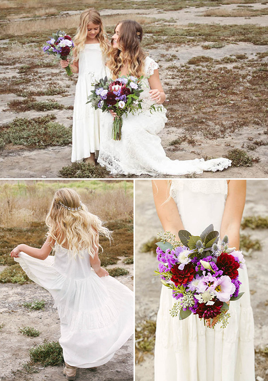 flower girl wedding ideas