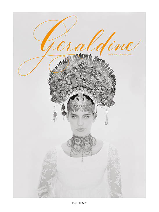Photos by Elizabeth Messina for Geraldine Magazine
