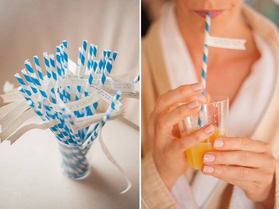 fortune straw flags