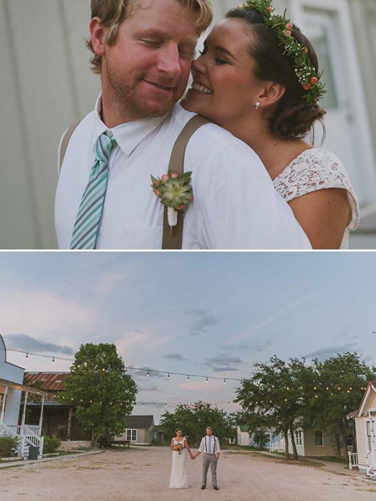 bride and groom at Starhill Ranch
