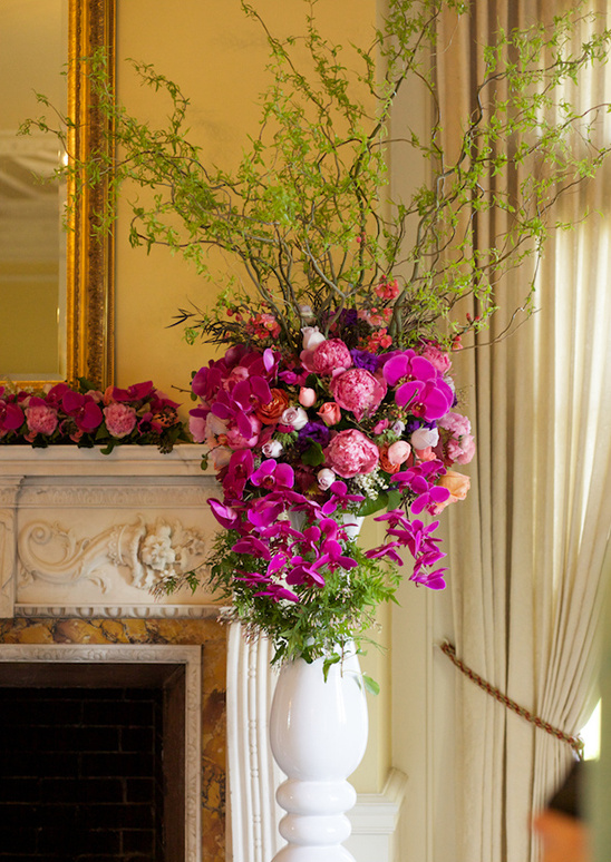 opulent wedding flowers