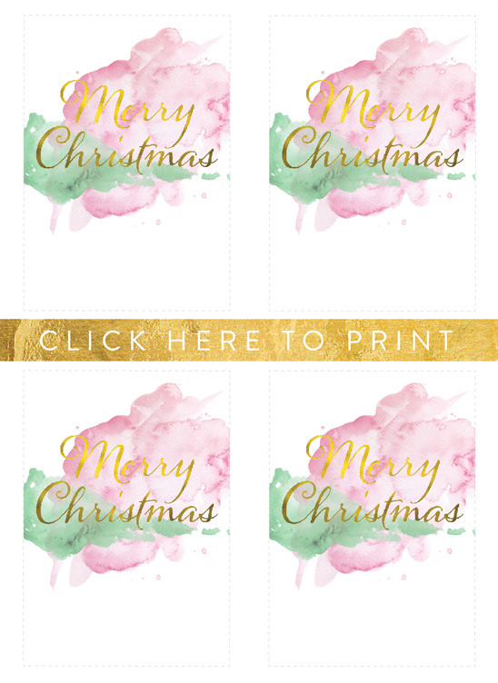 gift cards printable