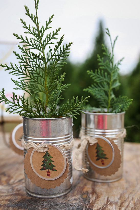 tin can tree favors