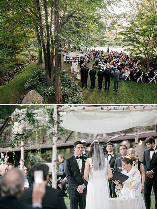 PA outdoor wedding