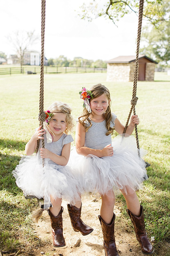 flower girl outfit ideas #weddingchicks