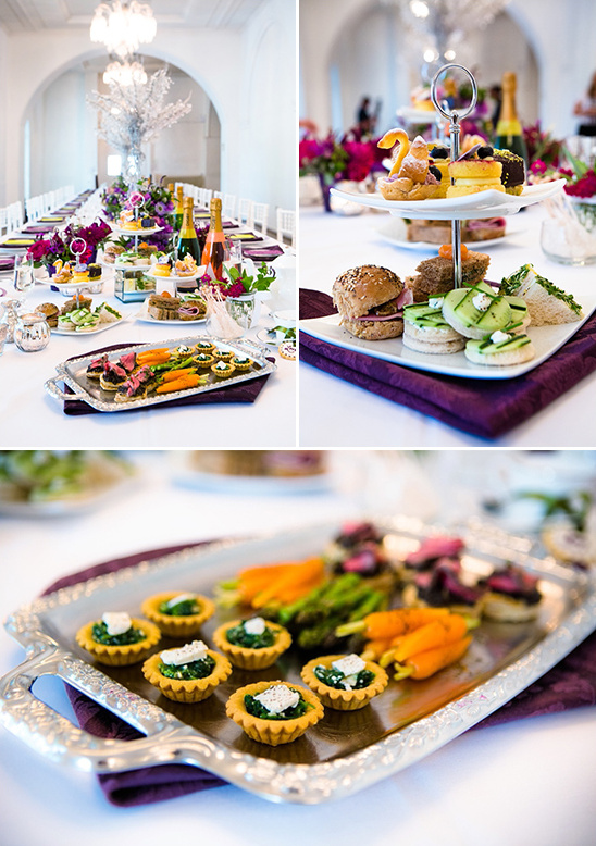 wedding small plate menu ideas
