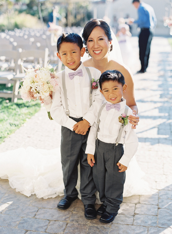 dapper ring bearers