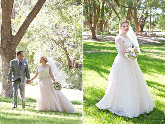 Simple southern beauty wedding for Simple southern wedding dresses