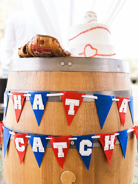 what a great catch bunting