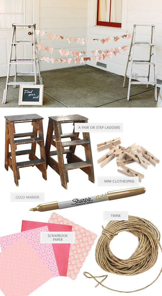 find your seat diy display