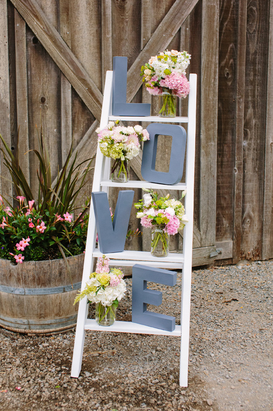 cute love ladder