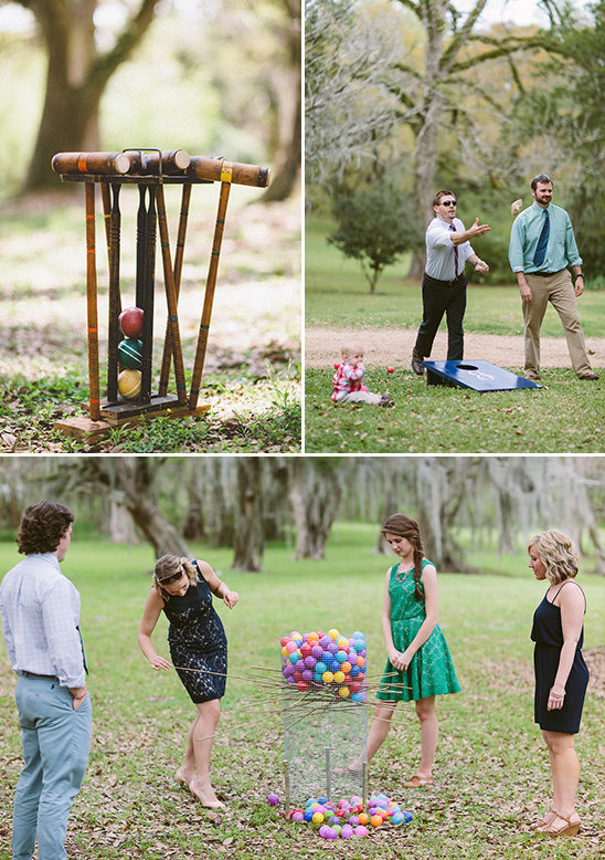 fun cocktail hour games for guests