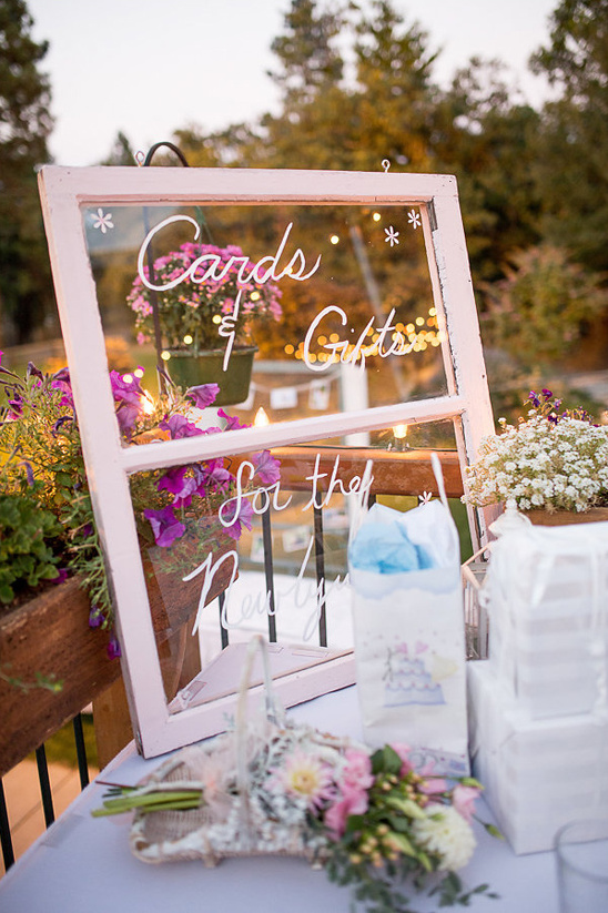 gifts for the newlyweds sign