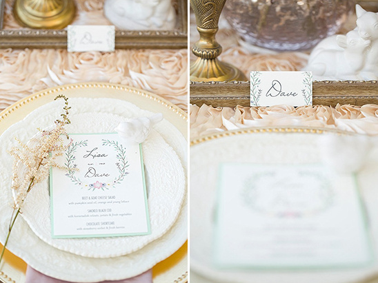 whimsical table settings