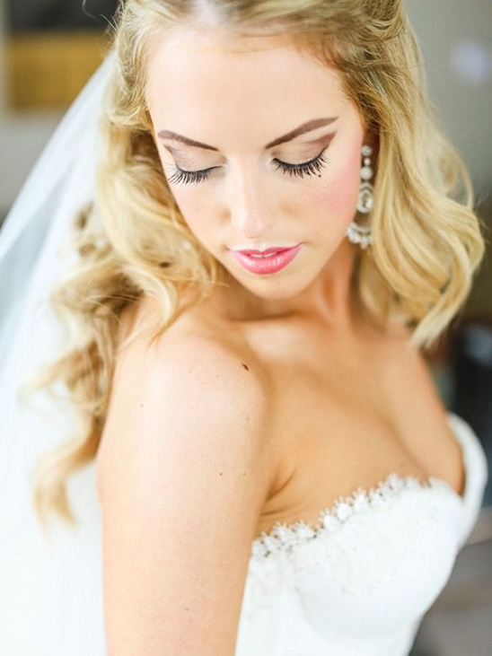 wedding lashes