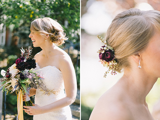 pretty little floral accents