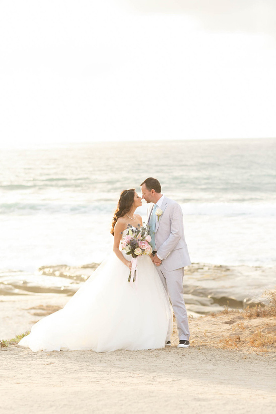 San Diego beach wedding