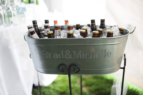 personalized drink bucket