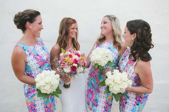 fun and funky Lilly Pulitzer pattered dresses