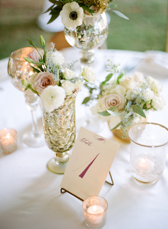 simple table number cards