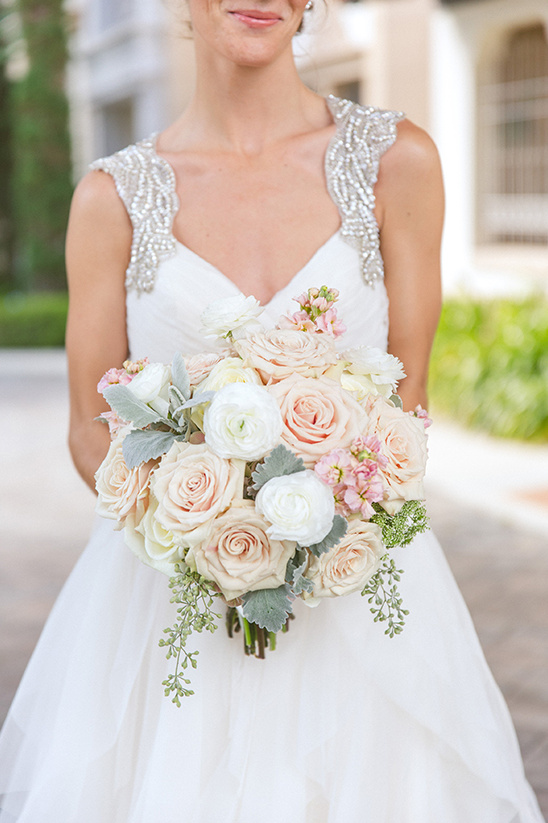 Modern Shabby Chic Wedding - BridalPulse