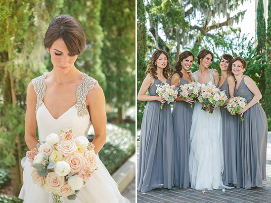 Country Chic Bridesmaids Dresses | Wedding Gallery