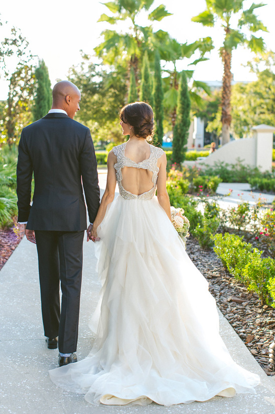 florida bride and groom