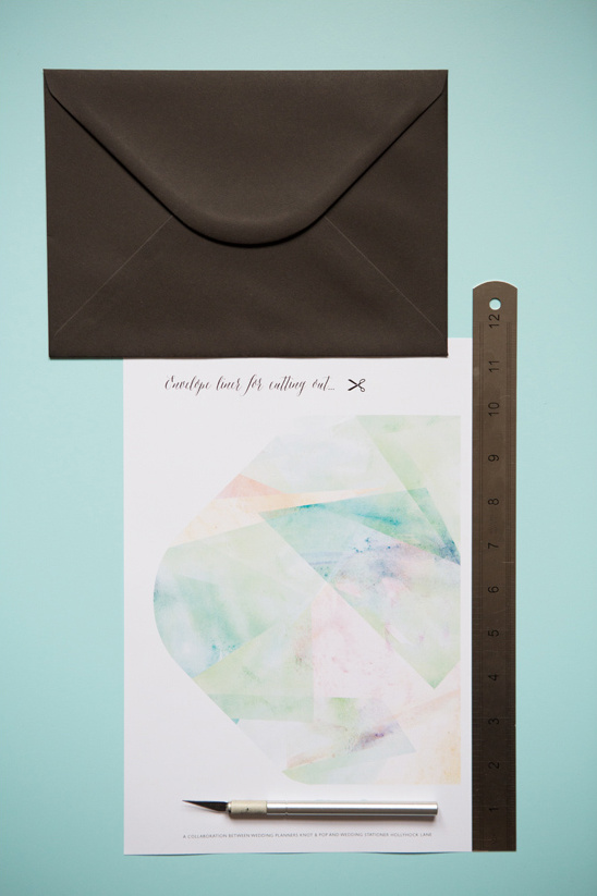 spice up your envelope