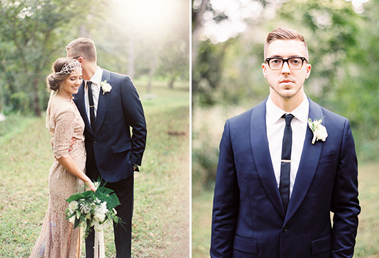 classic and timeless grooms attire